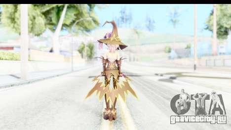 Afloire (Hyperdimension Neptunia) для GTA San Andreas третий скриншот