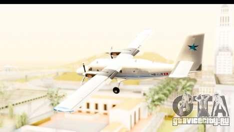 DHC-6-400 Zimex Aviation для GTA San Andreas вид слева