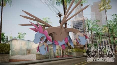 Pokémon X Y - Hydreigon для GTA San Andreas