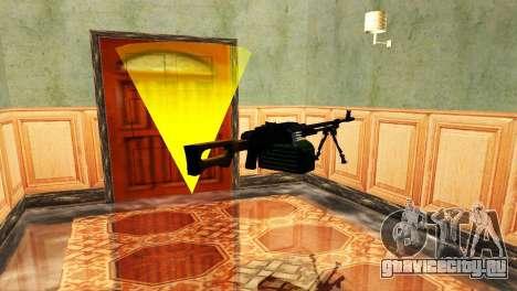 ПКМ Черный для GTA San Andreas шестой скриншот