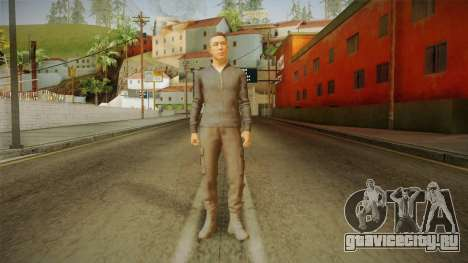 Quantum Break - Paul Serene (Aidan Gillen) для GTA San Andreas второй скриншот