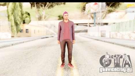 GTA 5 Random Skin 1 для GTA San Andreas второй скриншот
