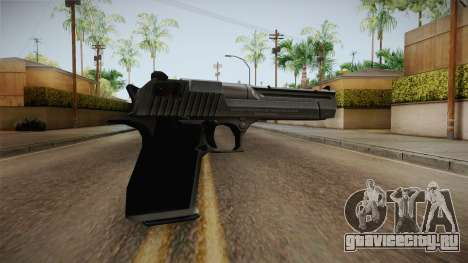 Counter Strike: Source - Desert Eagle для GTA San Andreas третий скриншот