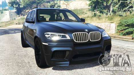 BMW X5 M (E70) 2013 v0.1 [replace] для GTA 5