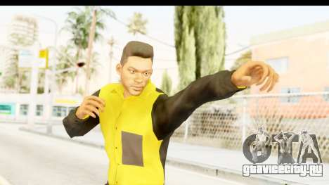 Will Smith Fresh Prince of Bel Air v1 для GTA San Andreas