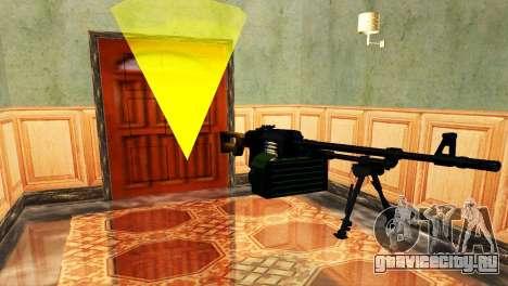 ПКМ Черный для GTA San Andreas пятый скриншот
