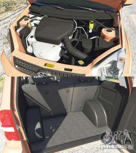Toyota RAV4 (XA20) [add-on] для GTA 5