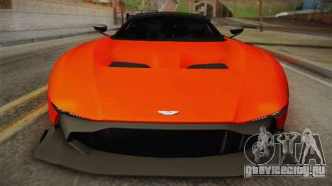Aston Martin Vulcan для GTA San Andreas