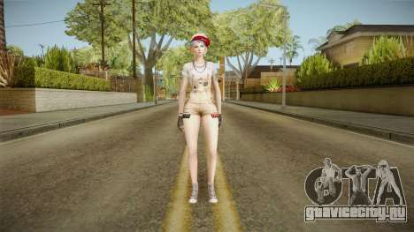 Crossfire Fox Undercover для GTA San Andreas второй скриншот