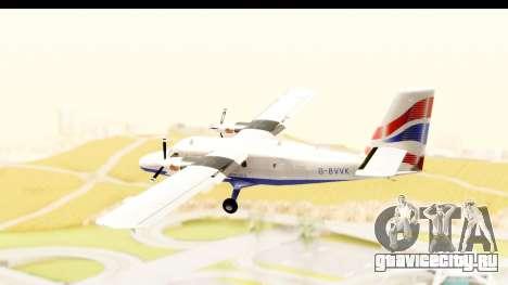 DHC-6-400 de Havilland Canada для GTA San Andreas вид справа