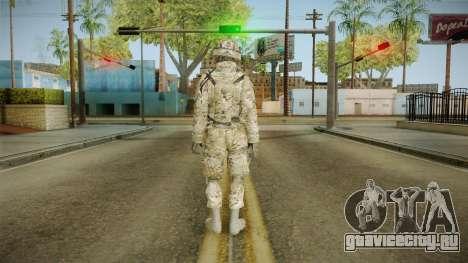 Multicam US Army 3 v2 для GTA San Andreas третий скриншот