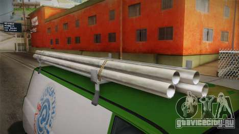 GTA 4 Burrito для GTA San Andreas вид изнутри