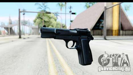 Browning Hi-Power для GTA San Andreas