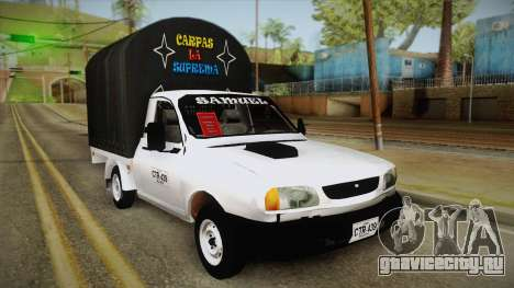 Dacia 1300 Drop Side для GTA San Andreas
