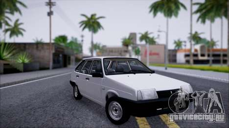 ВАЗ 2109 СТОК для GTA San Andreas