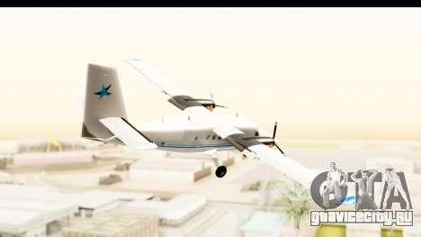 DHC-6-400 Zimex Aviation для GTA San Andreas вид справа