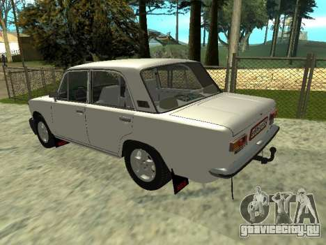VAZ 21013 124RUSSIA 2 для GTA San Andreas вид слева