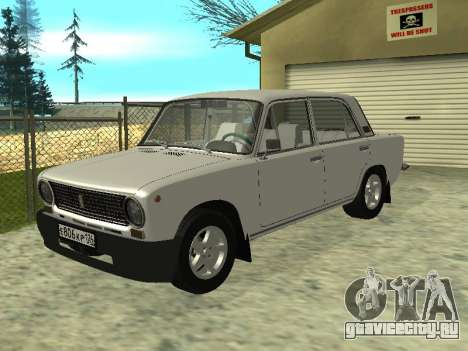 VAZ 21013 124RUSSIA 2 для GTA San Andreas
