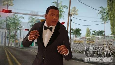 GTA 5 Franklin Tuxedo v2 для GTA San Andreas