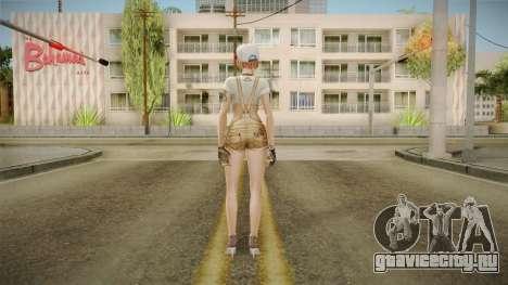 Crossfire Fox Undercover для GTA San Andreas третий скриншот
