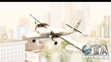 DHC-6-400 Zimex Aviation для GTA San Andreas