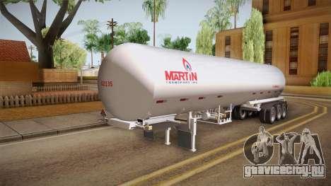 Trailer Americanos v3 для GTA San Andreas