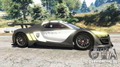 Renault Sport RS 01 2014 Police Interceptor [r] для GTA 5