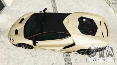 Lamborghini Centenario LP770-4 2017 v1.3 [r] для GTA 5