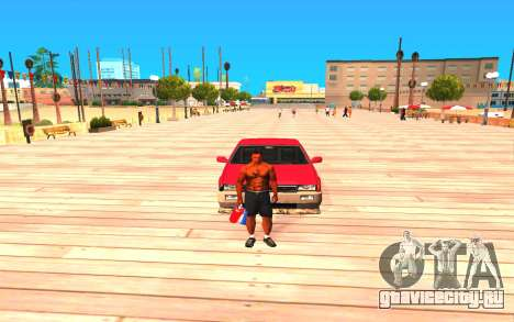 Summer Colormod для GTA San Andreas второй скриншот