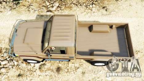 Toyota Land Cruiser (J79) 2016 для GTA 5