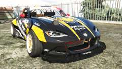 Mazda MX-5 (ND) RADBUL Mango v1.1 [replace] для GTA 5