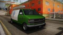 GTA 4 Burrito для GTA San Andreas