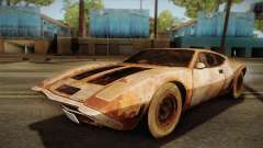 AMC AMX 3 39 1970 Rust