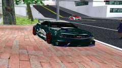CHEVROLET CAMARO SS LIGHT TUNING