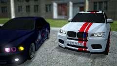 BMW MX5 для GTA San Andreas