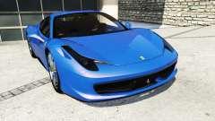 Ferrari 458 Italia v2.0 [replace]