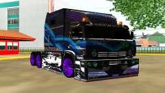 Kamaz 54112 TANKER TURBO для GTA San Andreas