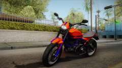GTA 5 Pegassi Esskey PJ2 для GTA San Andreas