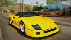 Ferrari F40 (EU-Spec) 1989 IVF