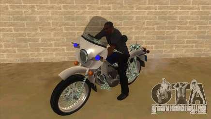 Урал Полиция для GTA San Andreas