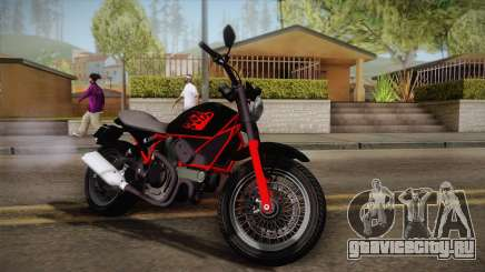 GTA 5 Pegassi Esskey PJ1 для GTA San Andreas
