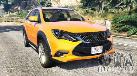 BYD Tang 2015 [add-on] для GTA 5
