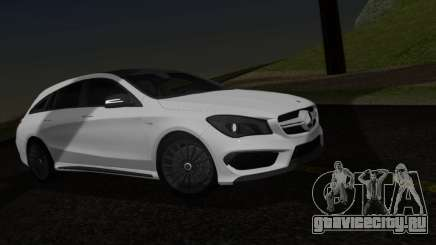 Mercedes-Benz CLA 45 AMG для GTA San Andreas