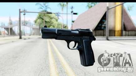 Browning Hi-Power для GTA San Andreas