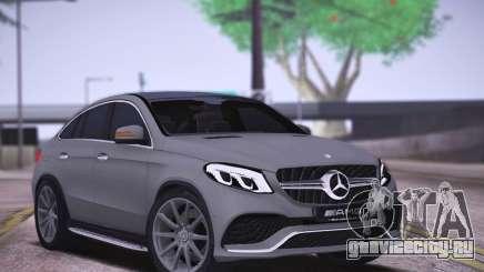 Mercedes-Benz GLE AMG для GTA San Andreas