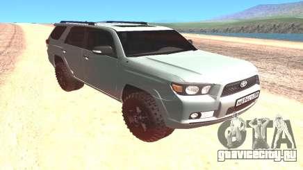 Toyota 4Runner для GTA San Andreas