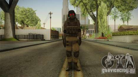 Resident Evil ORC - USS v3 для GTA San Andreas второй скриншот