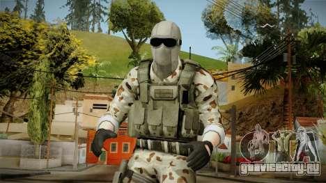 Resident Evil ORC Spec Ops v2 для GTA San Andreas