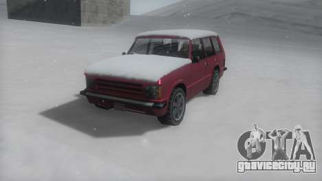Huntley Winter IVF для GTA San Andreas