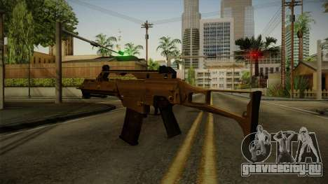 HK G36C v4 для GTA San Andreas третий скриншот